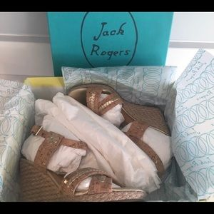 Jack Rogers Abbey wedge sandal
